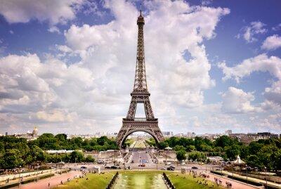 Poster Torre Eiffel, Paris