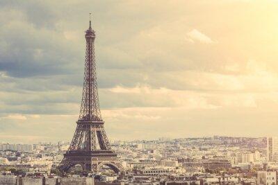 Poster Tour Eiffel em Paris