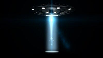 Poster Ufo sequestrou um homem