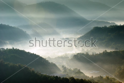 Poster vale da montanha