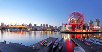 Poster Vancouver no Canadá