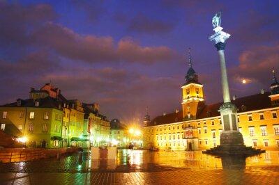 Poster Varsóvia