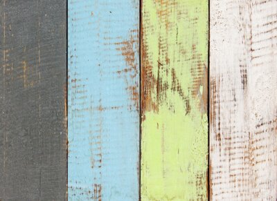 Poster velho de madeira textura do grunge