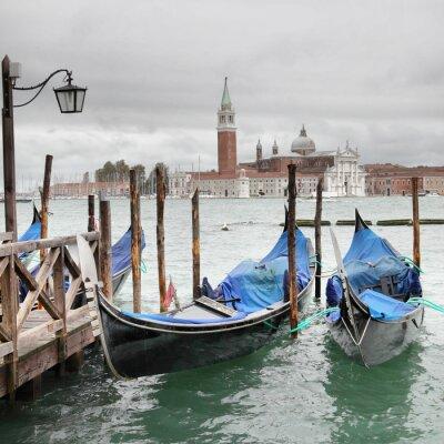 Poster Veneza, dia nublado