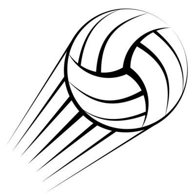 Poster Voleibol
