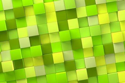 Quadro 3d Cube Background
