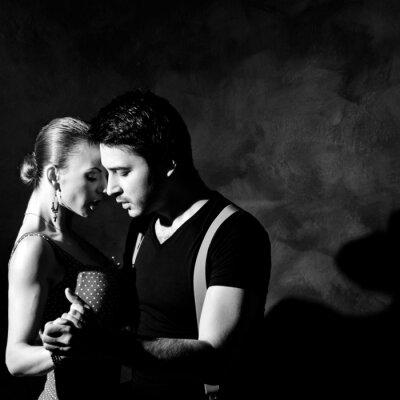 Quadro A dança da sedução