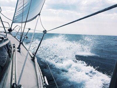 Quadro A liberdade do Mar do Norte