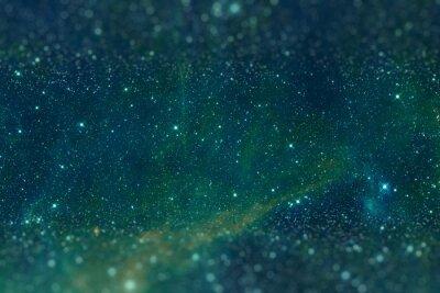 Quadro A região de 30 Doradus reside na Grande Nuvem de Magalhães galáxia.