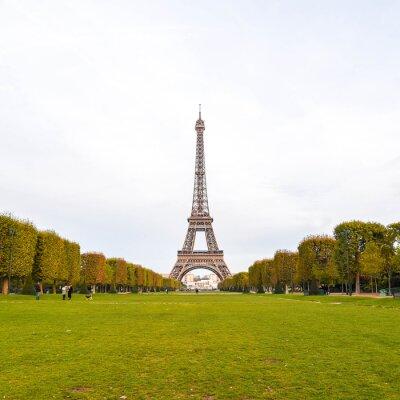 Quadro A Torre Eiffel em Paris, França