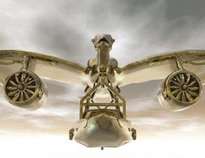 Quadro aeronave