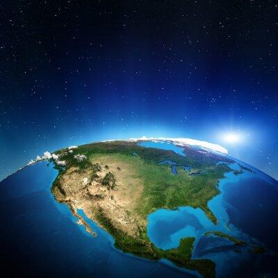 Quadro América do Norte