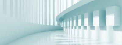 Quadro Arquitetura Fundo Moderno