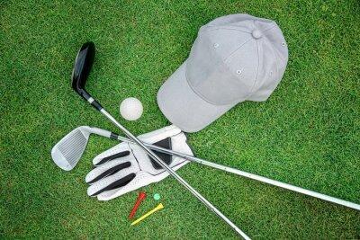 Quadro Bacground Golf