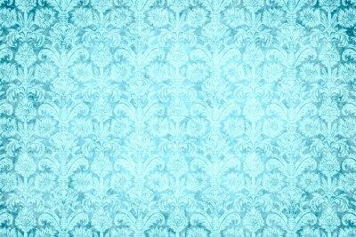 Quadro background - esplendor azul