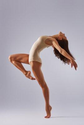 Quadro bailarina bailarina