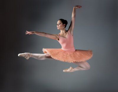 Quadro Bailarino do sexo feminino