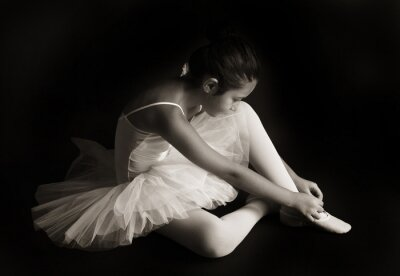 Quadro Bailarino Pequeno