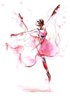 Quadro balé