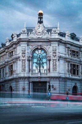 Quadro Banco de Espanha Edifício Velho