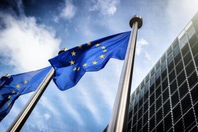 Quadro Bandeiras da União Europeia