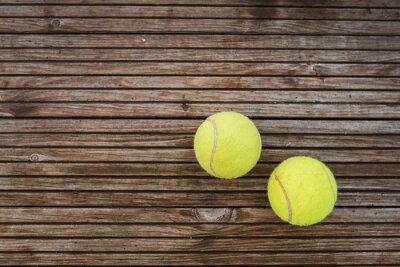 Quadro Bolas de tênis
