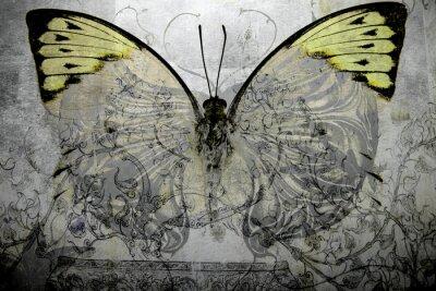 Quadro borboleta