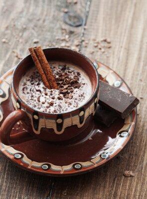 Quadro Cacau e chocolate