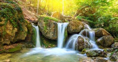 Quadro Cachoeira agradável