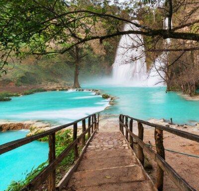 Quadro Cachoeira no México