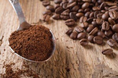 Quadro Café torrado