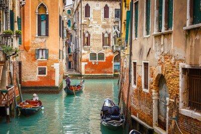 Quadro Canal de Veneza