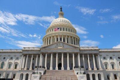 Quadro Capitólio nacional, Washington DC
