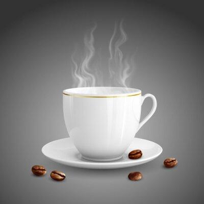 Quadro Chávena de café