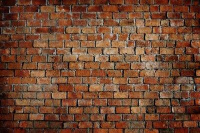 Quadro Classic Beautiful Textured Brick Wall