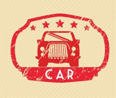 Quadro Conceito de carros