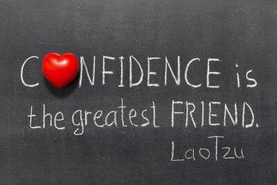 Quadro confiança é