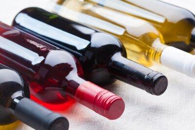 Quadro Conjunto de vinho