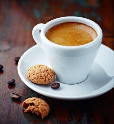 Quadro Copo do café