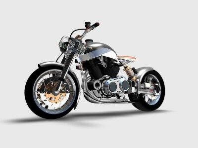 Quadro Cromata Moto