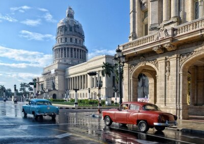 Quadro Cuba, Havana
