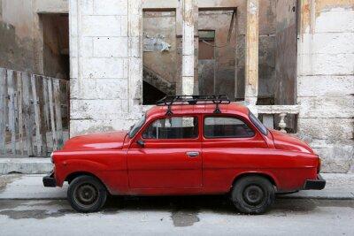 Quadro Cuba, Havana, Vintage
