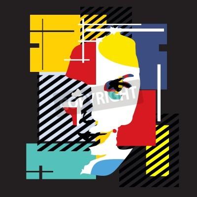 Quadro Cubismo