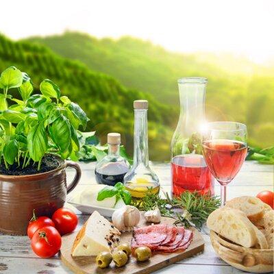 Quadro Cucina Italiana
