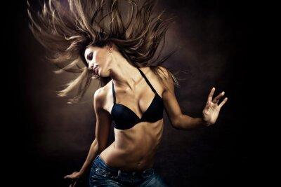 Quadro dança quente