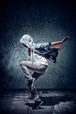 Quadro dança urbana