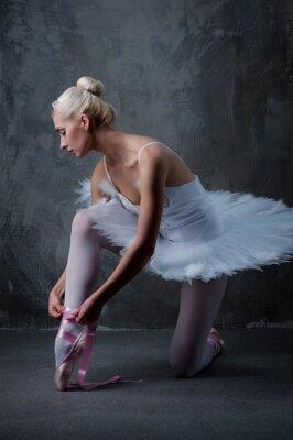 Quadro Dançarino de bailado bonito