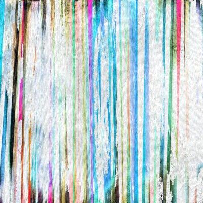 Quadro Desenho de fundo abstrato na textura de grão de madeira