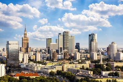 Quadro Distrito de negócios de Varsóvia