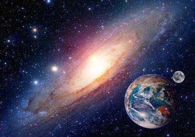 Quadro Elementos desta imagem equipada pela NASA.